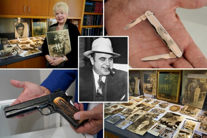 Buyers drop more than $3.1M during Al Capone auction