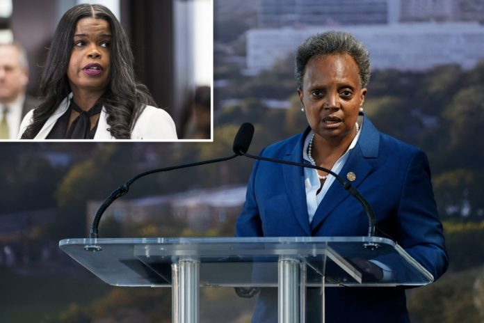 Chicago Mayor Lightfoot slams lack of charges in fatal gang shootout