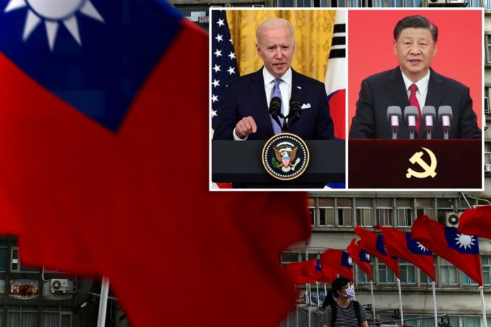 China's President Xi Jinping warns of 'face-off' with US over Taiwan
