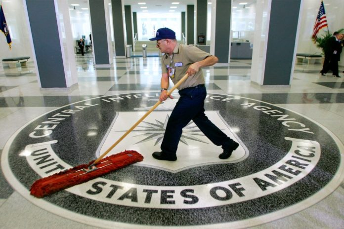 CIA reports dozens of informants arrested or killed