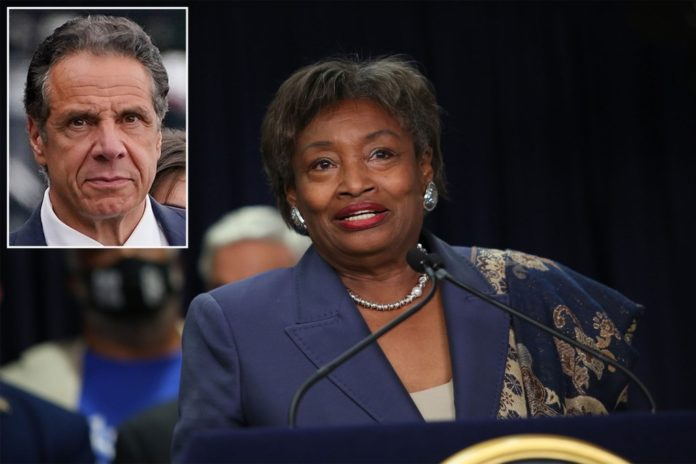 Top Albany Dem Andrea Stewart-Cousins cuts down Cuomo over email to supporters