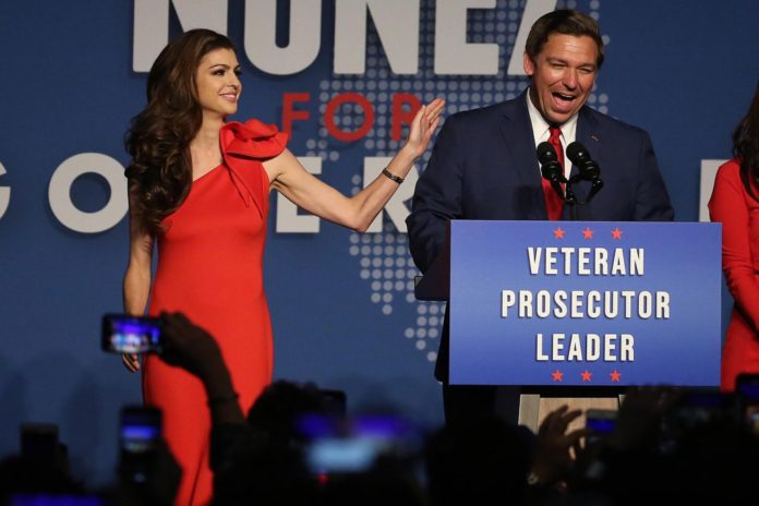 Ron DeSantis' wife, Casey, diagnosed with breast cancer