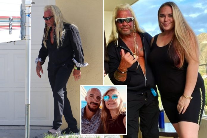 Dog the Bounty Hunter's Brian Laundrie hunt a 'publicity stunt': daughter