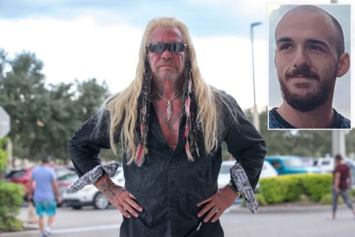 Dog the Bounty Hunter insists hunt is on despite ankle injury