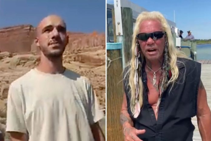 Dog the Bounty Hunter getting 'crazy' amount of tips on Brian Laundrie