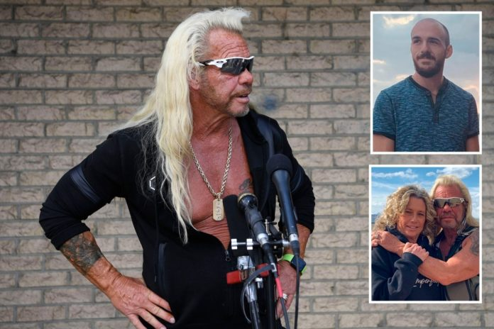 Dog the Bounty Hunter eager to find Brian Laundrie