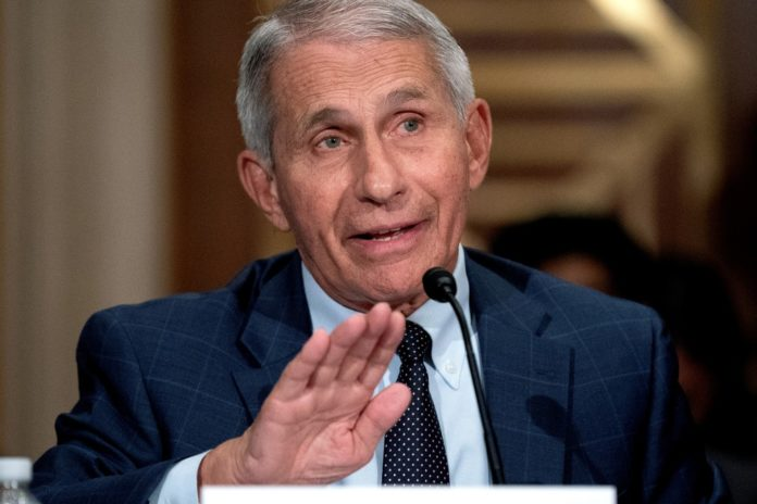 Fauci says COVID-19 deaths will soon start to go down