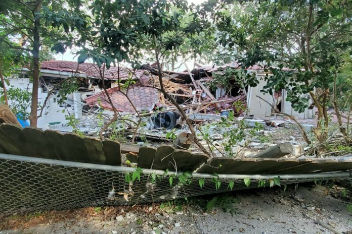Florida home explosion causes multiple injuries