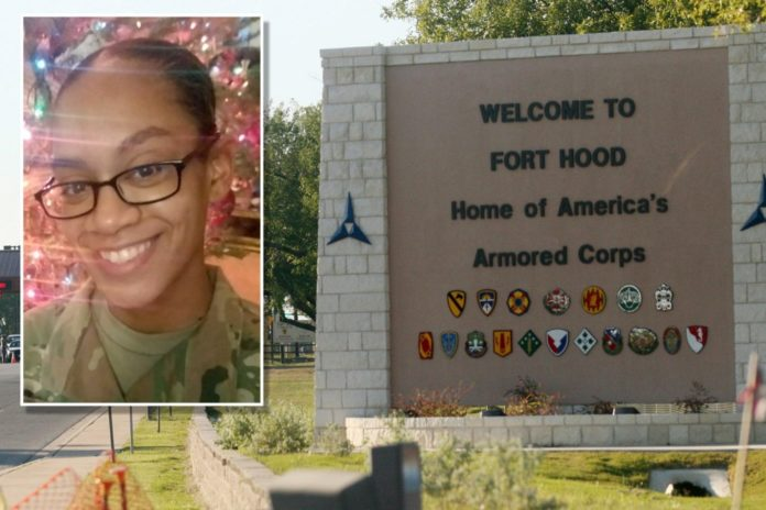 Fort Hood soldier Jennifer Sewell reported missing