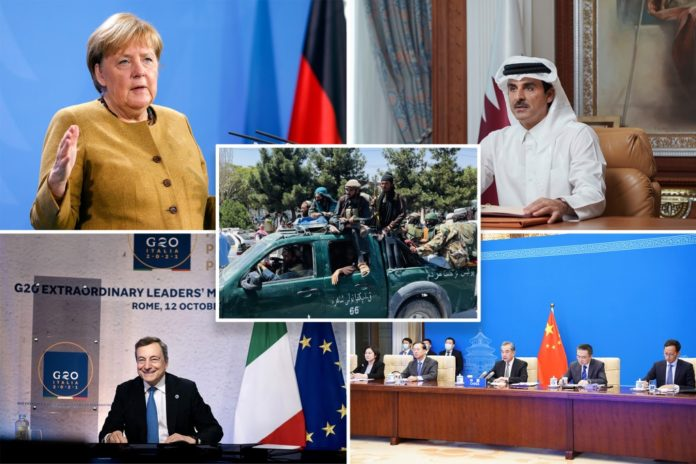 G20 leaders to increase humanitarian aid for Afghanistan