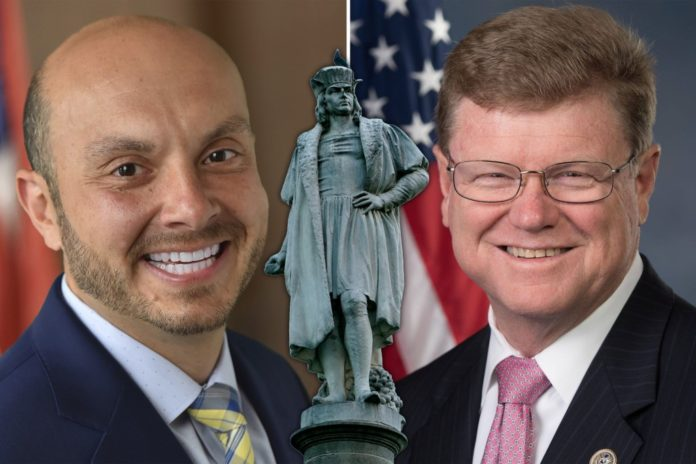 GOP reps introduce resolution in support of Columbus Day