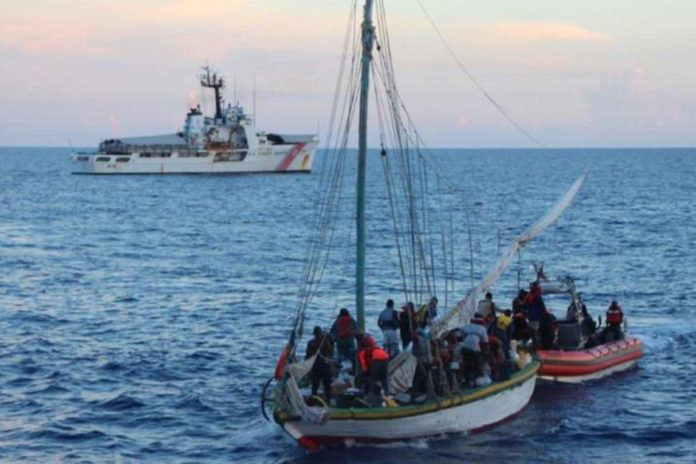 More than 200 Haitian migrants rescued by US Coast Guard