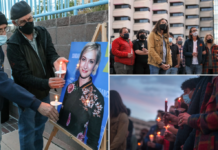 Halyna Hutchins, 'Rust' cinematographer killed on set, remembered at New Mexico vigil