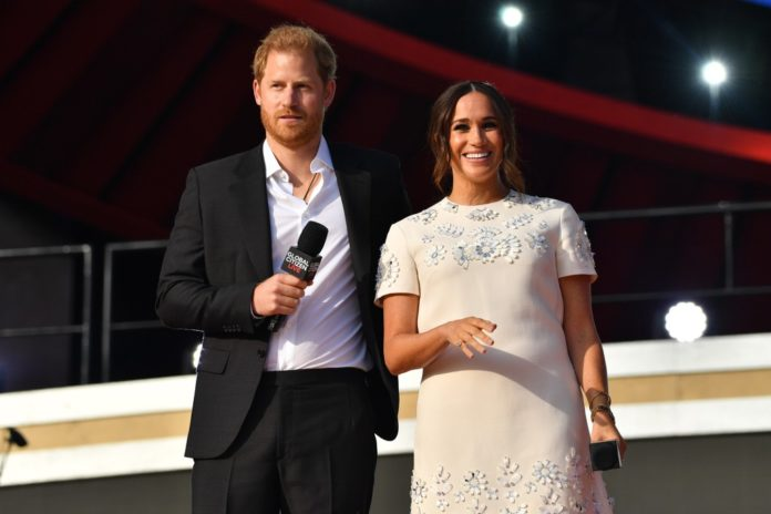 Harry and Meghan become 'impact partners' in asset management firm