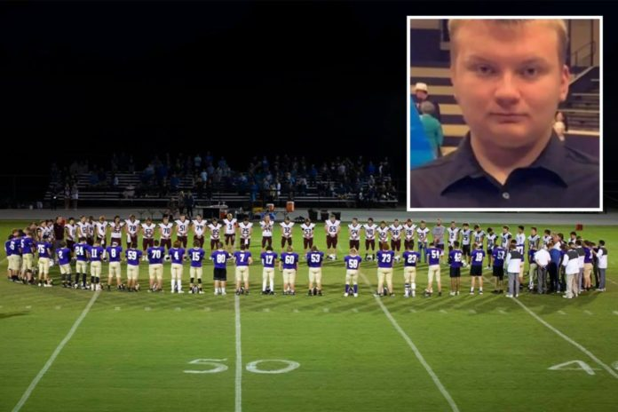 High school student dies in freak accident following homecoming parade