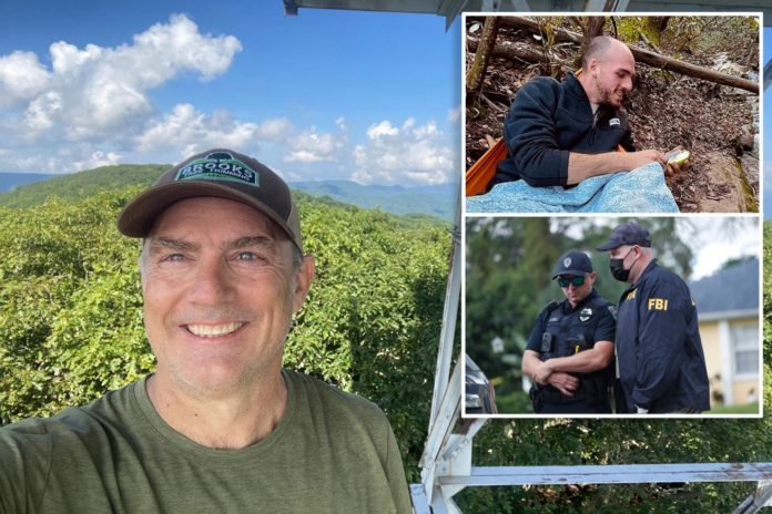 Appalachian Trail hiker who thought he met Brian Laundrie to meet with FBI