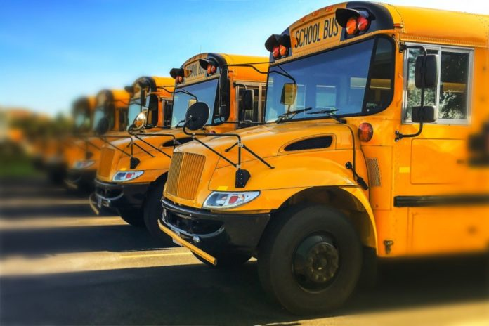 Maryland school bus drivers hold 'sick-out' to protest low wages, lack of benefits