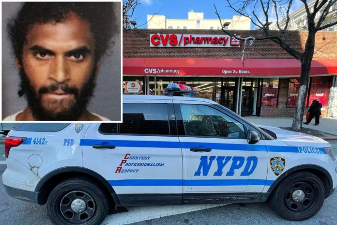 NYC man leads record-shattering shoplifting surge with 46 arrests
