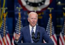 Biden to meet with House Democrats in effort to secure deal on spending bill