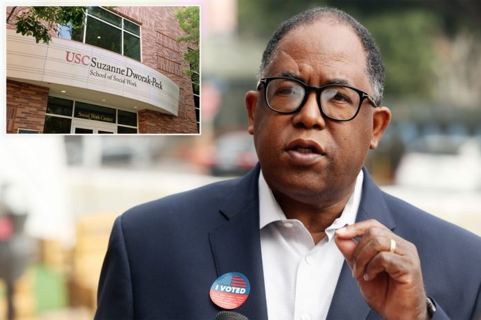LA city councilman Mark Ridley-Thomas and ex-USC dean Marilyn Louise Flynn indicted in federal corruption probe