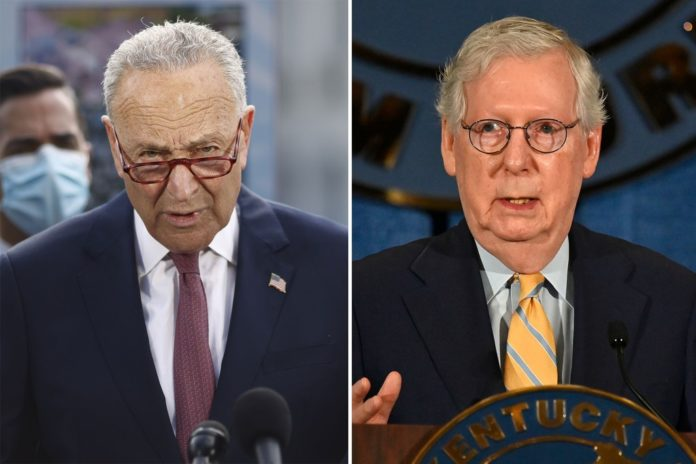 'I stepped up' to fill Schumer 'void' on debt