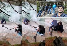 Sikh men use makeshift turban rope to save hikers in Canada