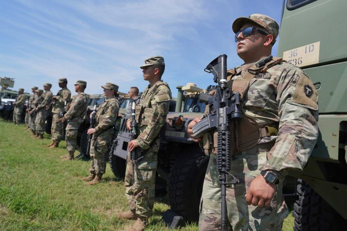 Border reportedly 'wide open' after states yank National Guard