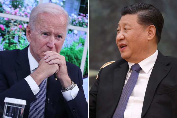 Biden and Chinese President Jinping to hold virtual summit: report