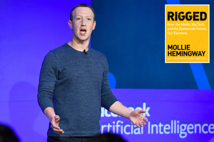 How Mark Zuckerberg helped swing the electorate in the 2020 election