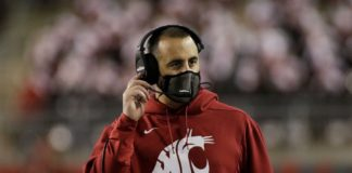Washington State football coach Nick Rolovich fired for refusing COVID vaccine