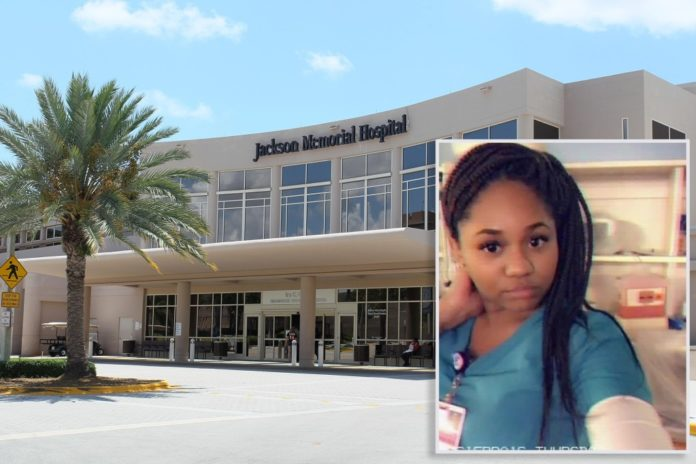 Nurse fired for posting photos of newborn with birth defect