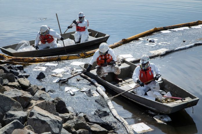 2012 report warned California oil spill would be harmful