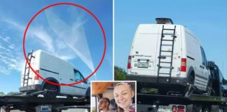 Internet sleuths saw 'angel' above Gabby Petito's white van
