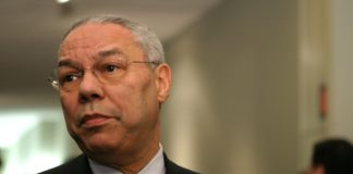 Colin Powell told Bob Woodward, 'Don't feel sorry for me'