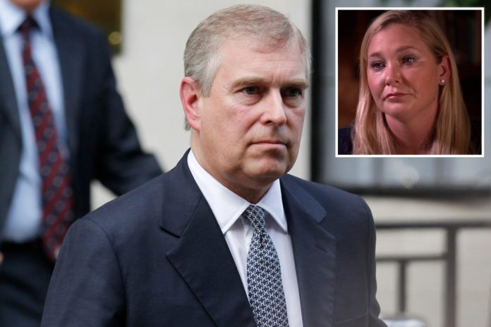 Prince Andrew wins right to view Jeffrey Epstein settlement