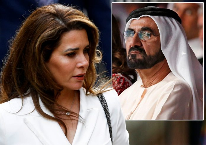 Dubai's ruler ordered phone hacking of ex-wife, lawyers