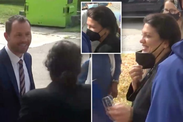 Tlaib says she wears mask because of 'Republican tracker': report