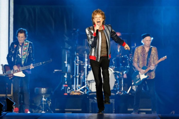 Rolling Stones retire classic rock song 'Brown Sugar'