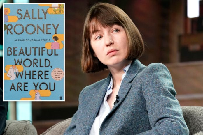 Sally Rooney bans Hebrew translation of new book in show of support for Israel