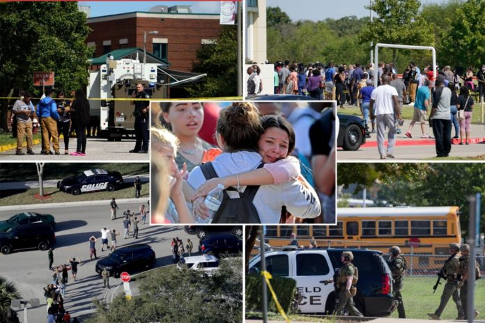 School shootings are happening more frequently and fights are often to blame