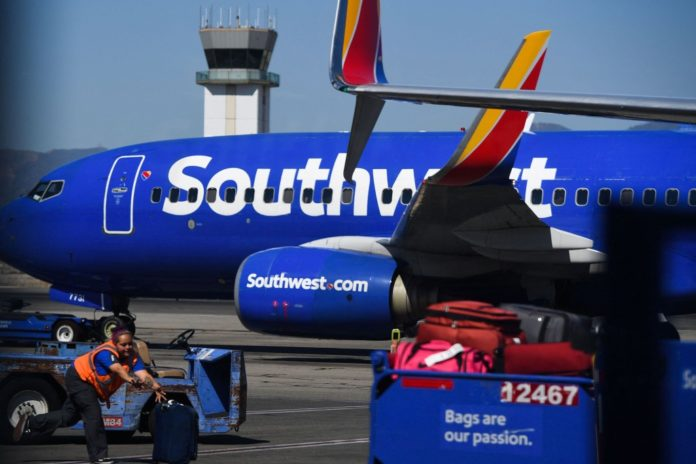 Southwest cancels more than 1,000 flights over weekend