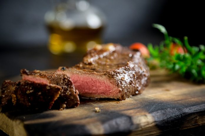 Steak could become 'luxury product' thanks to climate impact: CEO