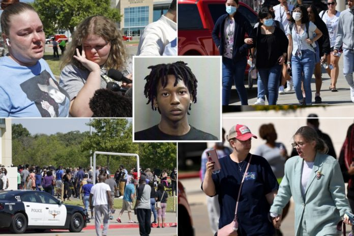 Suspected Texas school shooter Timothy George Simpkins was bullied: family