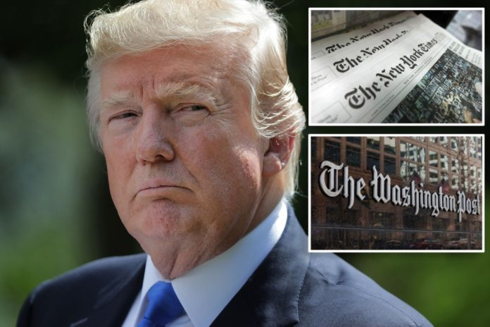 Trump wants Pulitzers for Russia collusion reporting revoked