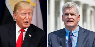 Trump lashes out at 'Wacky' Bill Cassidy over interview criticism