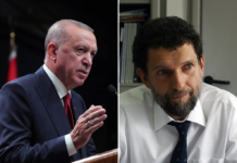 Turkey to expel US envoy, others for urging release of Osman Kavala
