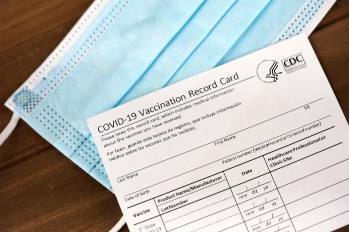 New York man Devin Kemp arrested for forging COVID-19 vaccine card
