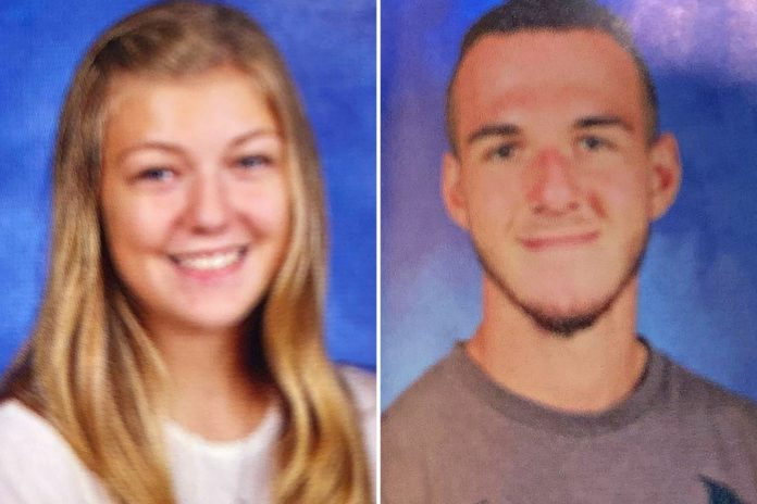 Gabby Petito, Brian Laundrie high school yearbook pictures