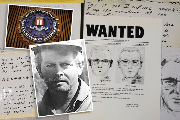 Zodiac Killer case remains 'open and unsolved,' FBI says